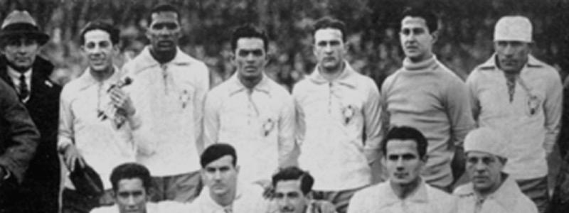 VM-Historia 1930-talet