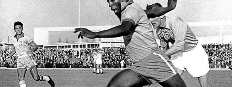 VM-Historia 1960-talet