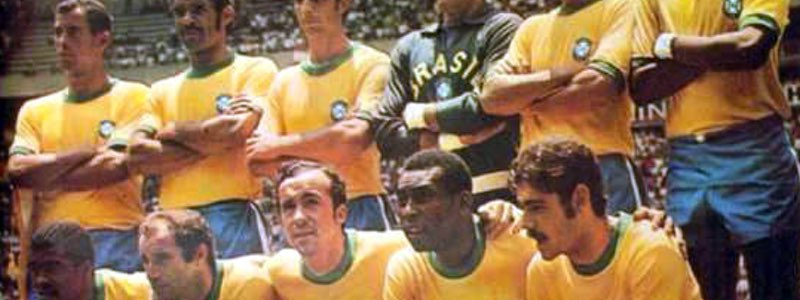 VM-Historia 1970-talet