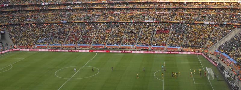 VM-Arenor i Ryssland