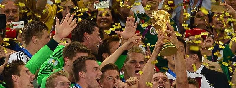 Tyskland vinnare 2018