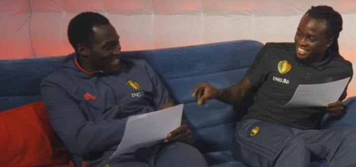 Lukaku Romelu och hans bror