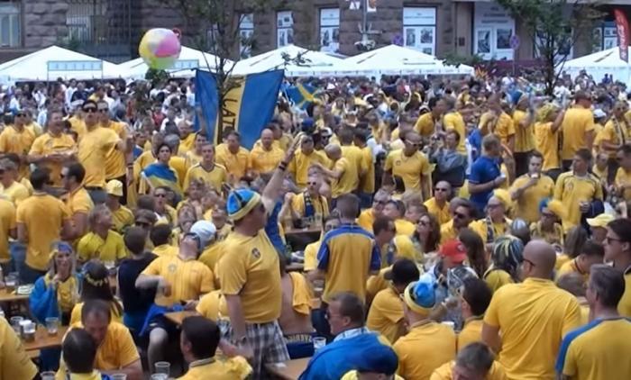 Våra fans Sverige