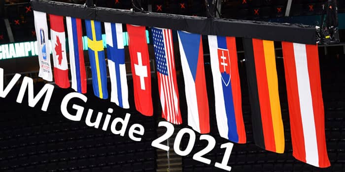 VM Guide 2021 - Alla VM sporter 2021