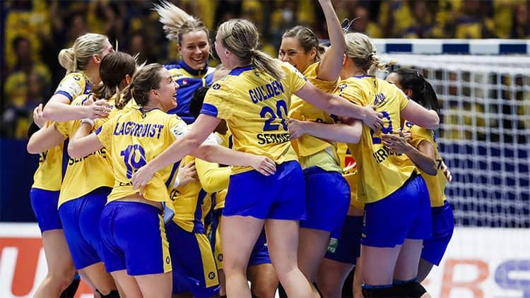 damhandboll svenska damladslaget handbolls vm damer