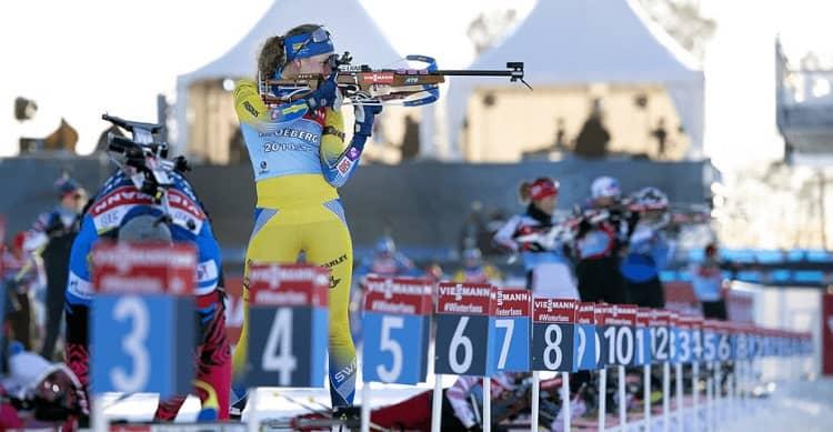 VM i Skidskytte vinner sverige skidskytte vm 2021