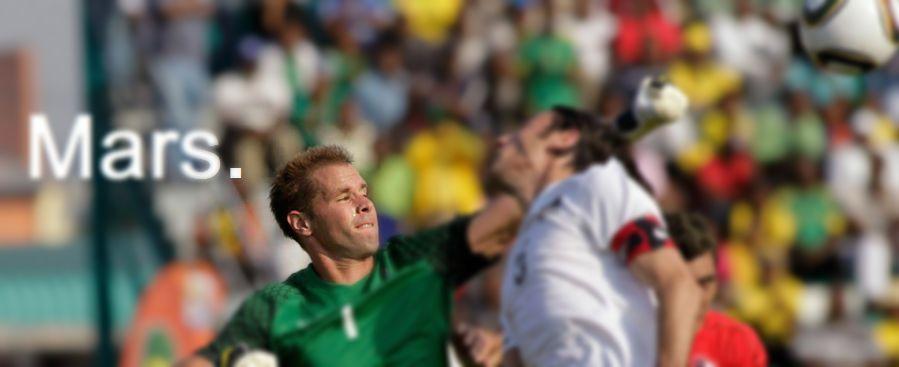 Fotboll i mars VM-kval